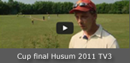 Husum Cricket Club Final Cup on TV